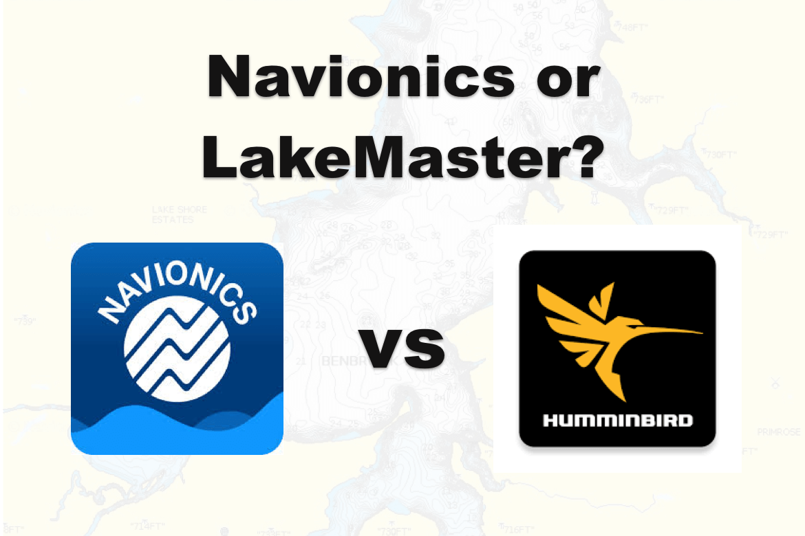 Best Map Chips For Lowrance Units North Us And Canada LakeMaster vs. Navionics: Which Lake Maps Should You Use? – Tilt